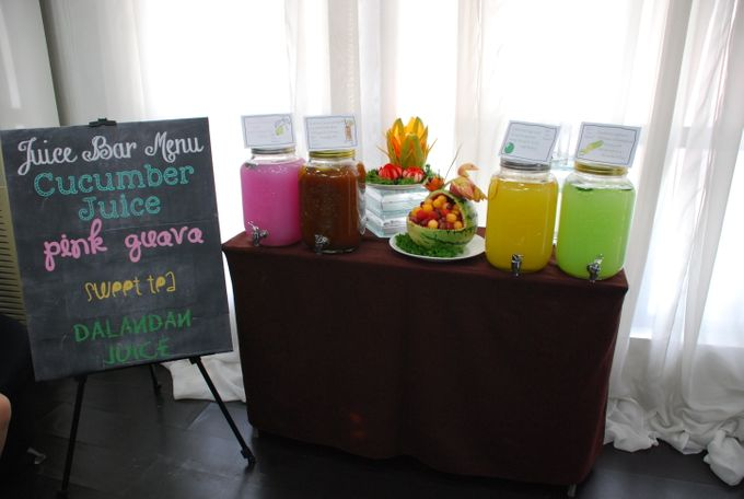 Juice Bar by Josiah's Catering - 002