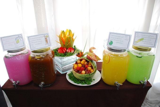 Juice Bar by Josiah's Catering - 003