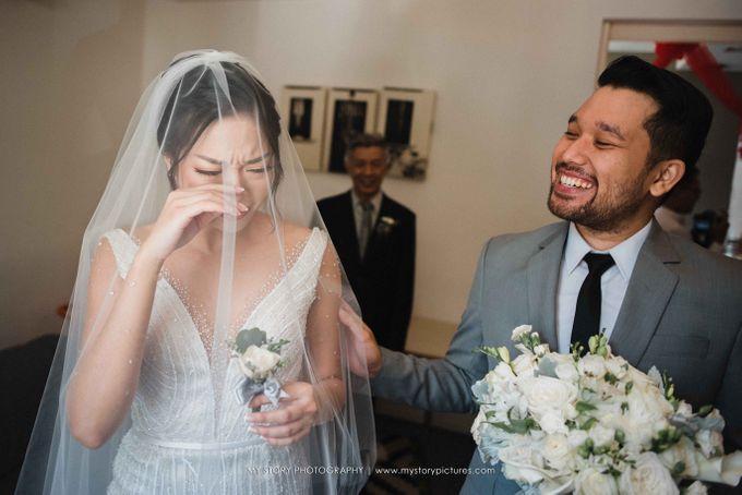 Wedding - Ricky Marlene by Malaka Hotel Bandung - 011