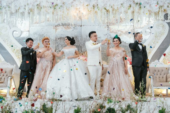 Billy & Vidia Wedding Day by GoFotoVideo - 006