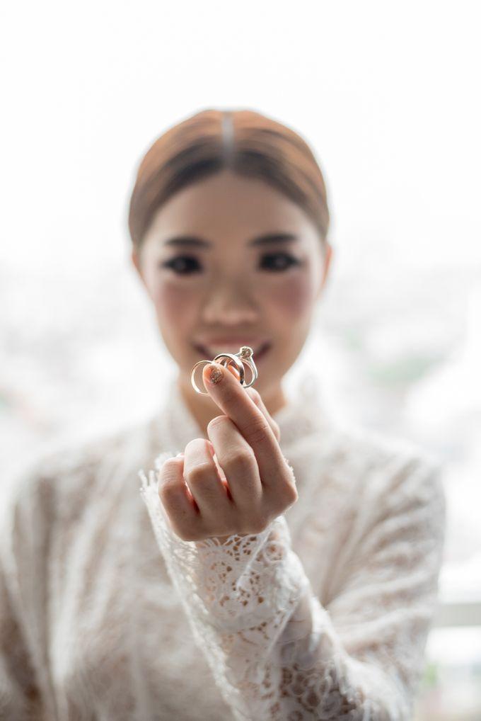 The Wedding of  Stephen & Mariska by Bondan Photoworks - 002