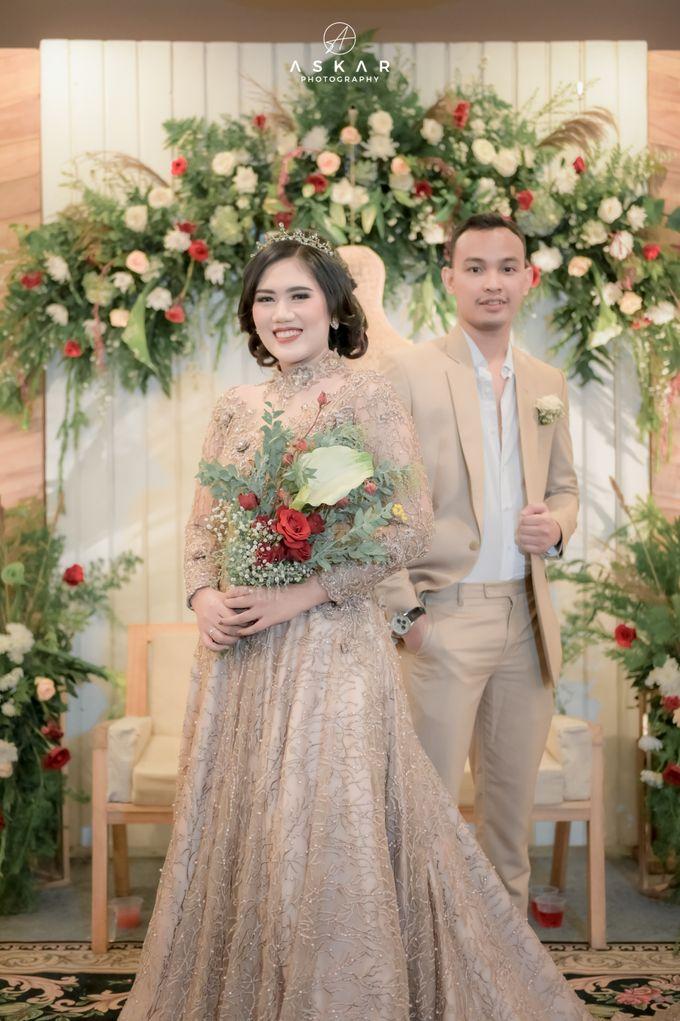 The Wedding of Marini & Mais di HOM Metland, Tambun by Decor Everywhere - 044