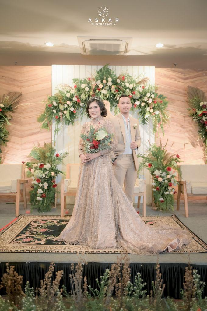 The Wedding of Marini & Mais di HOM Metland, Tambun by Decor Everywhere - 042