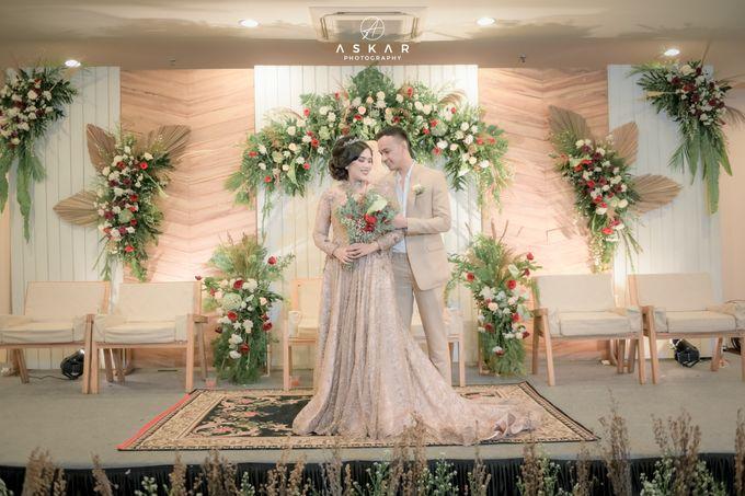 The Wedding of Marini & Mais di HOM Metland, Tambun by Decor Everywhere - 038