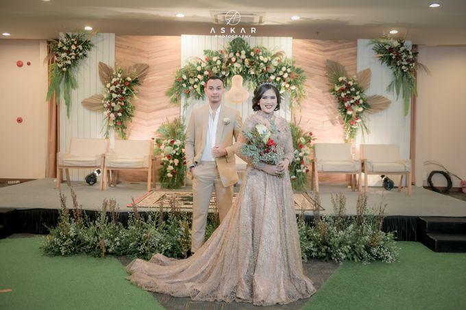 The Wedding of Marini & Mais di HOM Metland, Tambun by Decor Everywhere - 041
