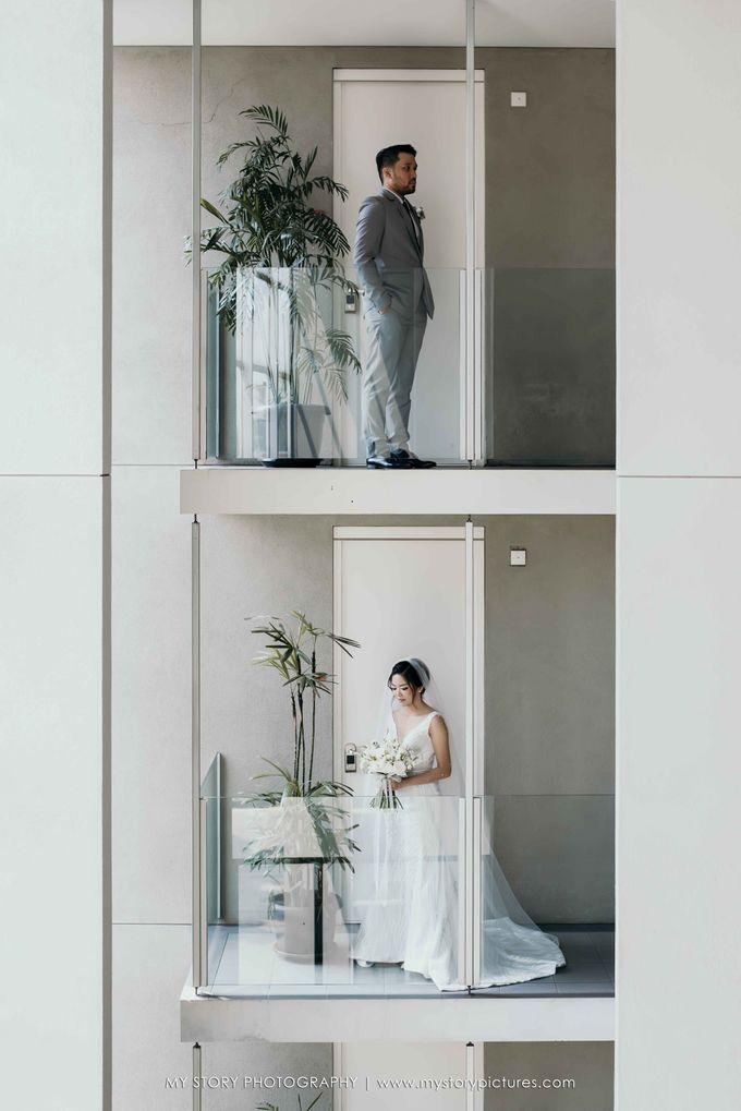 Wedding - Ricky Marlene by Malaka Hotel Bandung - 012