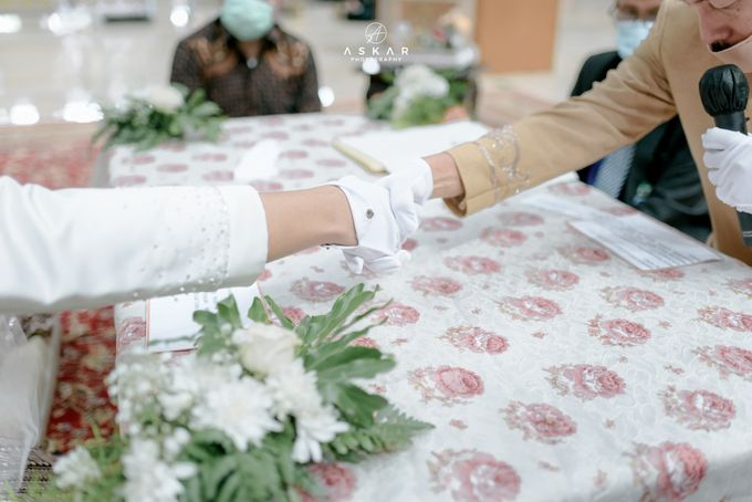 The Wedding of Rani & Adi di Masjid Istiqlal by Decor Everywhere - 020