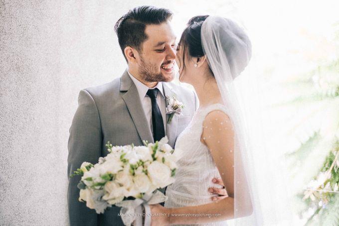 Wedding - Ricky Marlene by Malaka Hotel Bandung - 013