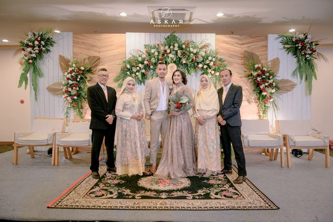 The Wedding of Marini & Mais di HOM Metland, Tambun by Decor Everywhere - 035
