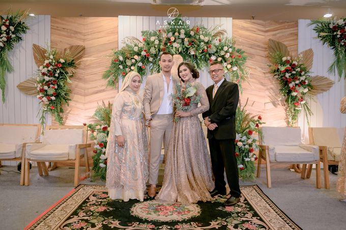 The Wedding of Marini & Mais di HOM Metland, Tambun by Decor Everywhere - 036