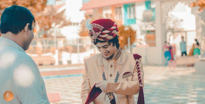 Aiym & Arman by Ayush sharma photography - 007