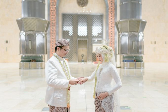 The Wedding of Rani & Adi di Masjid Istiqlal by Decor Everywhere - 029