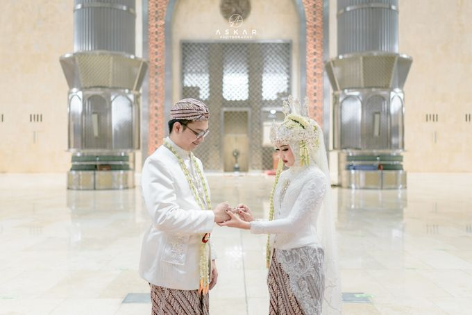 The Wedding of Rani & Adi di Masjid Istiqlal by Decor Everywhere - 031