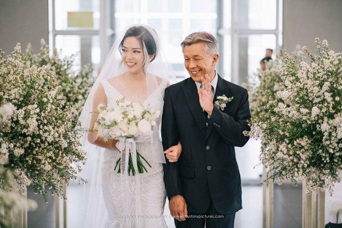 Wedding - Ricky Marlene by Malaka Hotel Bandung - 015