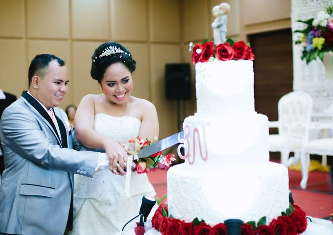 Wedding Of Samuel & Novelisa 01 July 2017 by Pandjava Culinary Service - 001