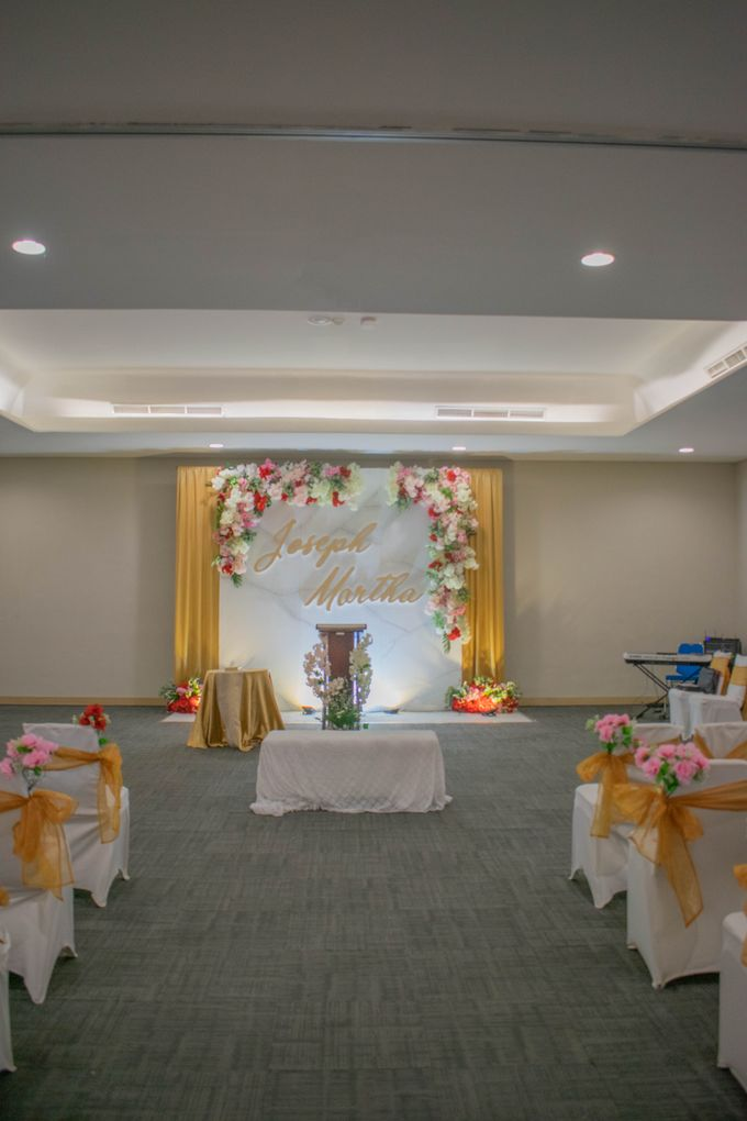 Martha & Gilang Wedding by Lemo Hotel - 017