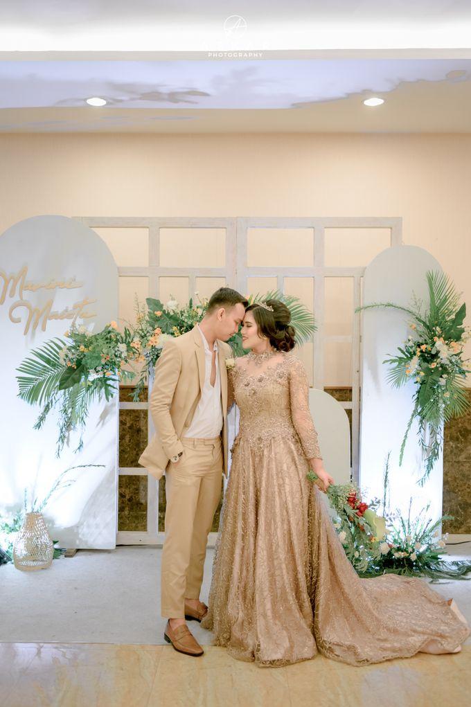 The Wedding of Marini & Mais di HOM Metland, Tambun by Decor Everywhere - 045