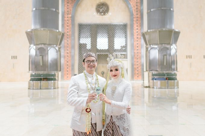 The Wedding of Rani & Adi di Masjid Istiqlal by Decor Everywhere - 035