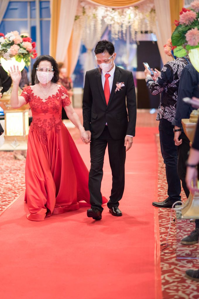 Liputan pernikahan Daniel dan Winny (08-08-2020) by Weddingscape - 035