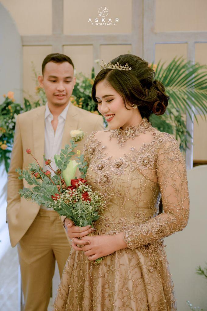 The Wedding of Marini & Mais di HOM Metland, Tambun by Decor Everywhere - 037