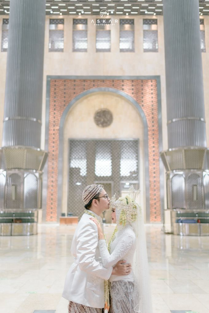 The Wedding of Rani & Adi di Masjid Istiqlal by Decor Everywhere - 037
