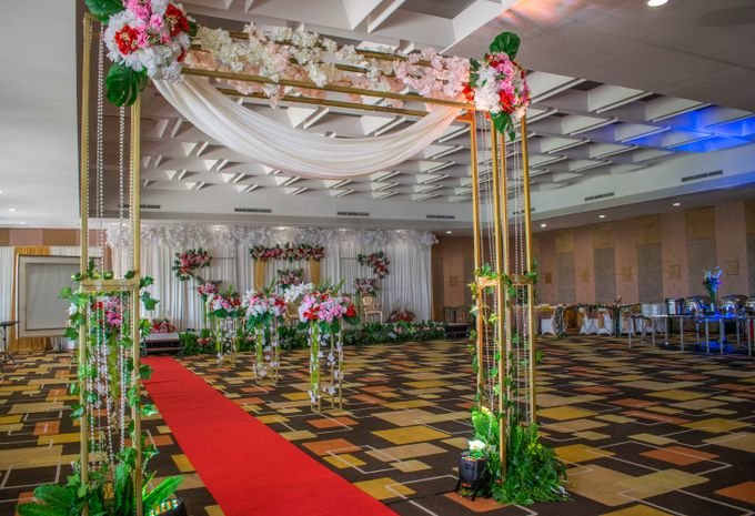 Martha & Gilang Wedding by Lemo Hotel - 022