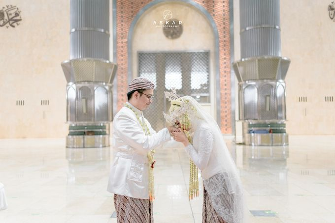 The Wedding of Rani & Adi di Masjid Istiqlal by Decor Everywhere - 038