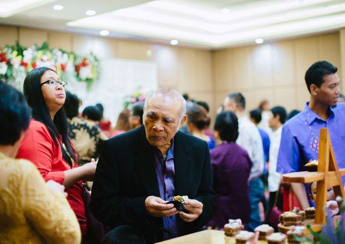 Wedding Of Samuel & Novelisa 01 July 2017 by Pandjava Culinary Service - 002