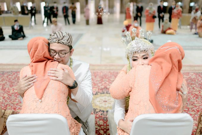The Wedding of Rani & Adi di Masjid Istiqlal by Decor Everywhere - 040