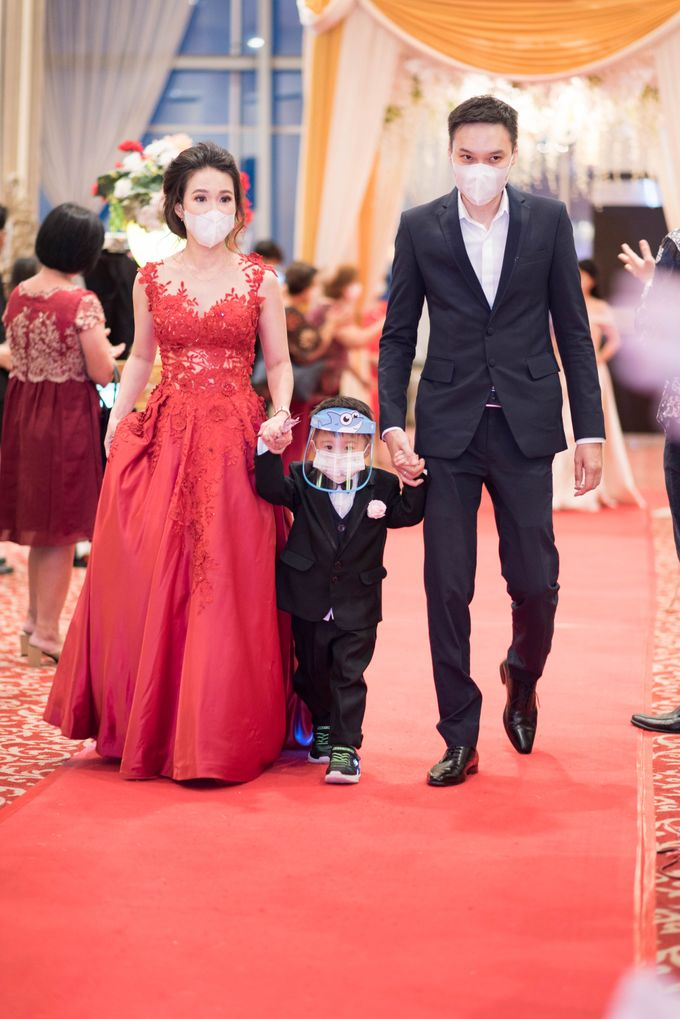 Liputan pernikahan Daniel dan Winny (08-08-2020) by Weddingscape - 039