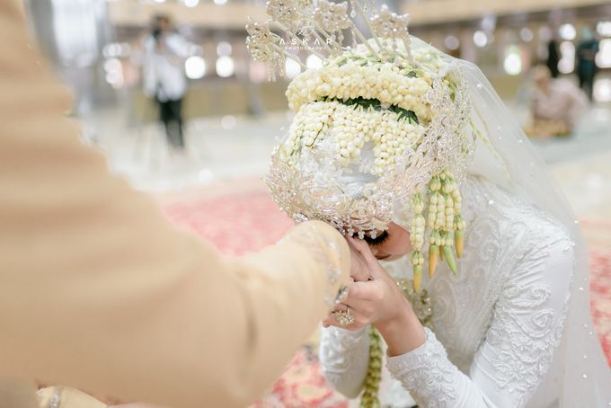 The Wedding of Rani & Adi di Masjid Istiqlal by Decor Everywhere - 039