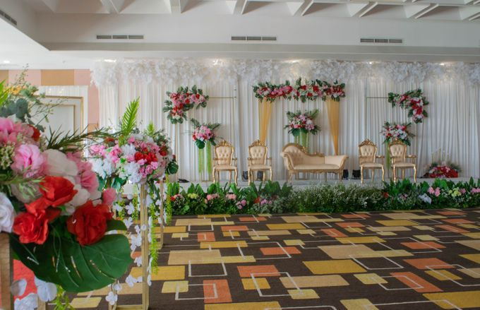 Martha & Gilang Wedding by Lemo Hotel - 001