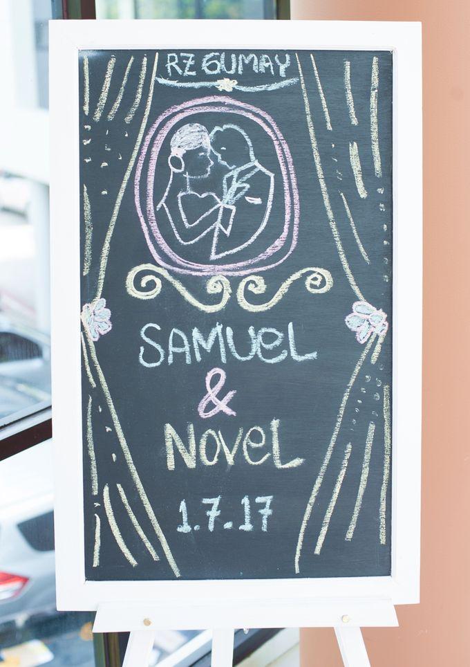 Wedding Of Samuel & Novelisa 01 July 2017 by Pandjava Culinary Service - 005
