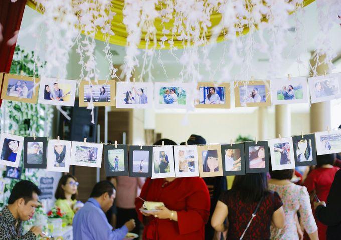 Wedding Of Samuel & Novelisa 01 July 2017 by Pandjava Culinary Service - 006