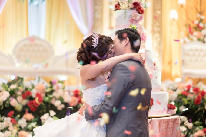 Liputan pernikahan Daniel dan Winny (08-08-2020) by Weddingscape - 045