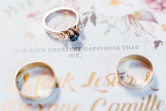 Mark & Camille Wedding Photos by Bordz Evidente Photography - 041