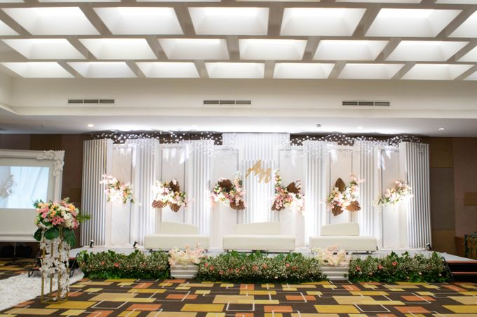 Wedding Nanda & Adi by Lemo Hotel - 009