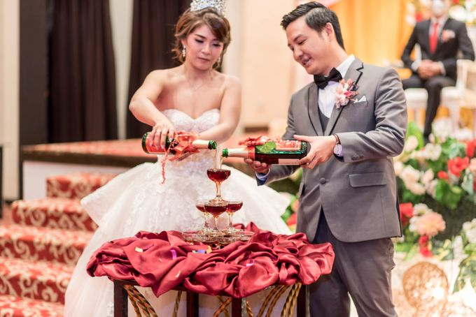 Liputan pernikahan Daniel dan Winny (08-08-2020) by Weddingscape - 046