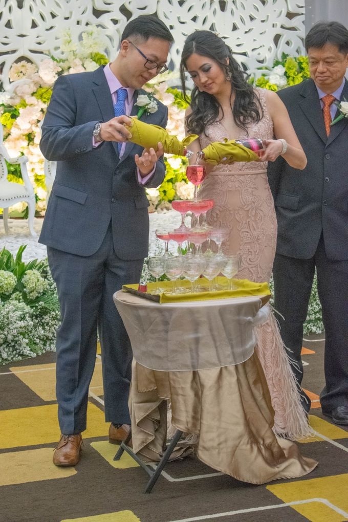 Kei & Sion Wedding Celebration by Lemo Hotel - 018