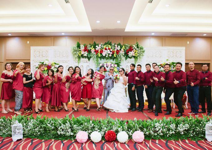 Wedding Of Samuel & Novelisa 01 July 2017 by Pandjava Culinary Service - 007