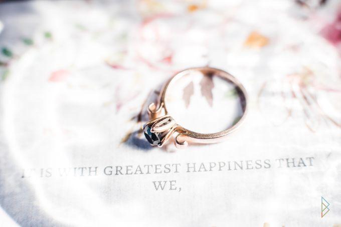 Mark & Camille Wedding Photos by Bordz Evidente Photography - 042