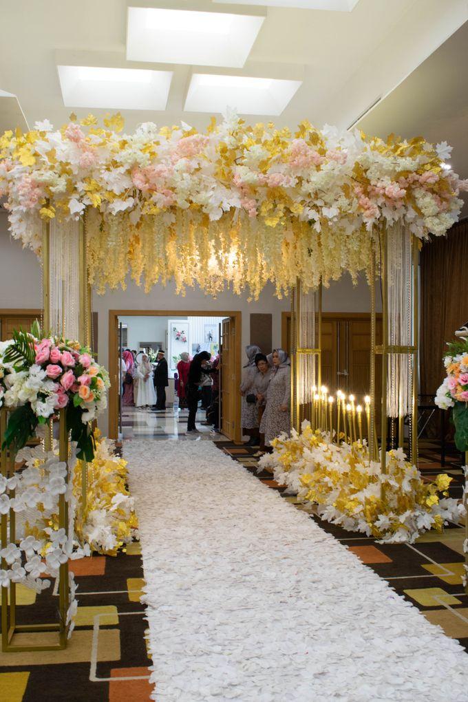 Wedding Nanda & Adi by Lemo Hotel - 011