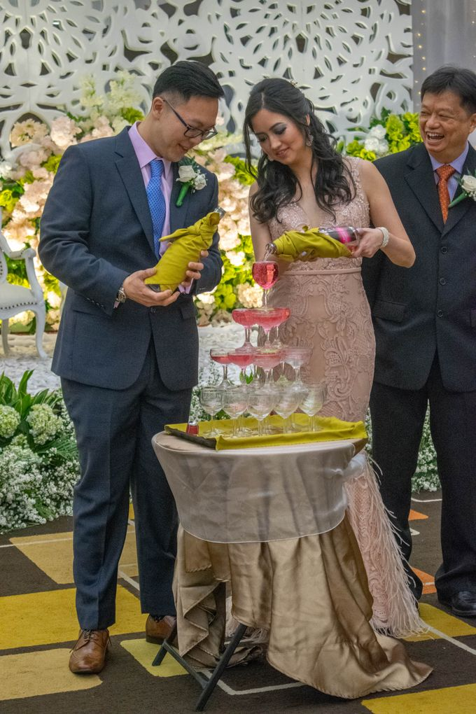 Kei & Sion Wedding Celebration by Lemo Hotel - 019