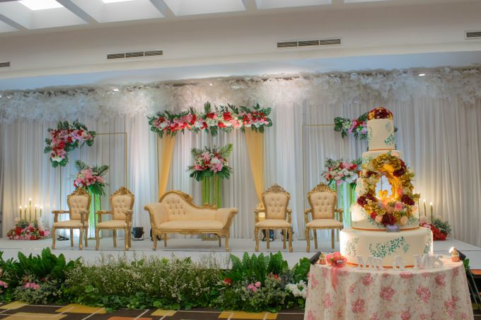 Martha & Gilang Wedding by Lemo Hotel - 005