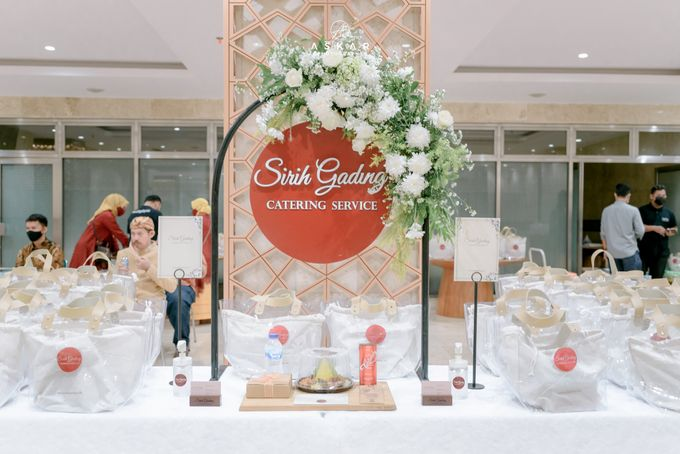The Wedding of Rani & Adi di Masjid Istiqlal by Decor Everywhere - 009