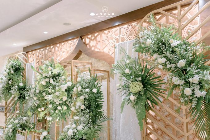 The Wedding of Rani & Adi di Masjid Istiqlal by Decor Everywhere - 004