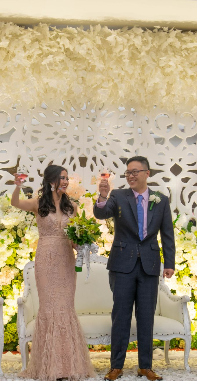 Kei & Sion Wedding Celebration by Lemo Hotel - 021