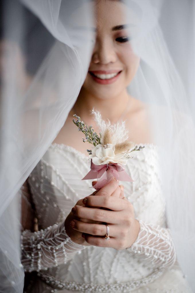 The Wedding of  Stephen & Mariska by Bondan Photoworks - 004