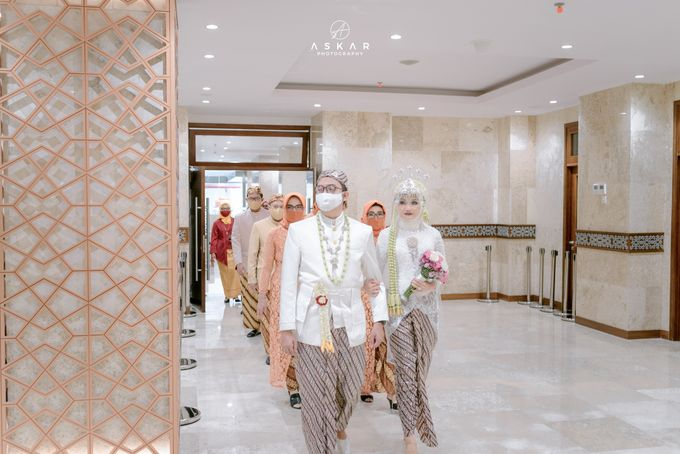 The Wedding of Rani & Adi di Masjid Istiqlal by Decor Everywhere - 047
