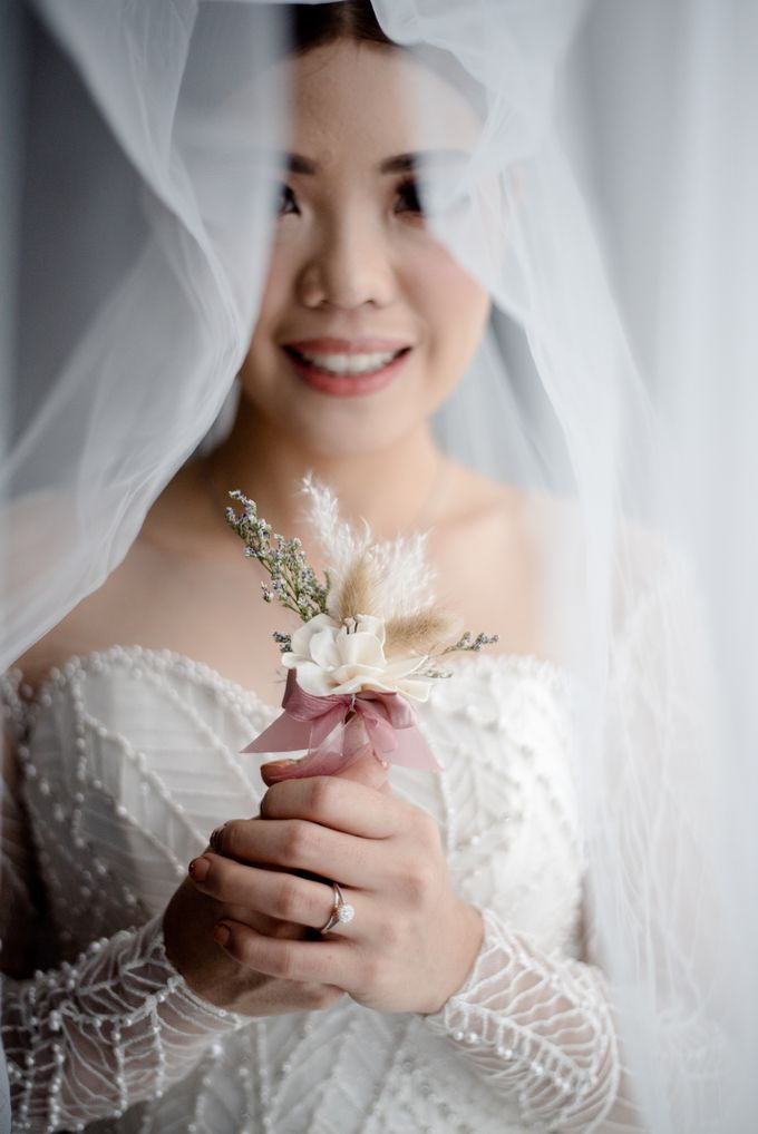 The Wedding of  Stephen & Mariska by Bondan Photoworks - 005